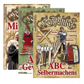 Paket ABC 1 (Nr. 1-3)