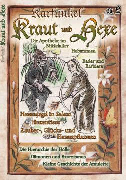 Karfunkel Kraut und Hexe Nr. 2