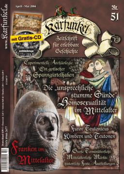 Karfunkel Nr. 051 mit CD