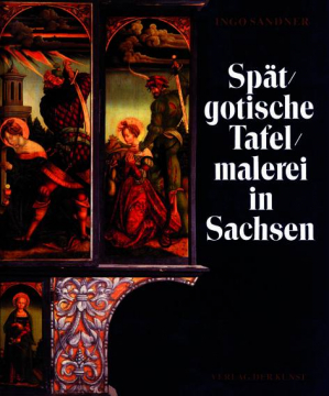 Spätgotische Tafelmalerei in Sachsen