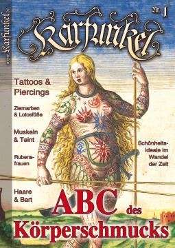 Karfunkel - Special 2017: ABC des Körperschmucks