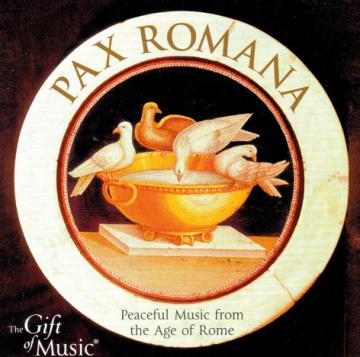 CD: Pax Romana, Jon Banks