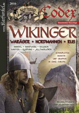 Karfunkel Codex Nr. 01: Wikinger (Überarb. Neuauflage)