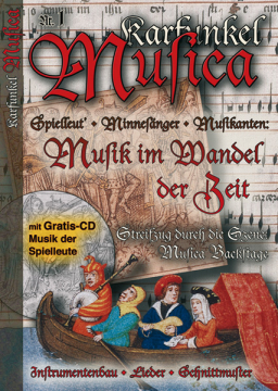 Karfunkel Musica (inkl. CD)