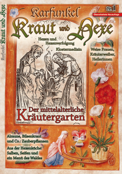 Karfunkel Kraut & Hexe Nr. 1 (überarbeit. Neuauflage)