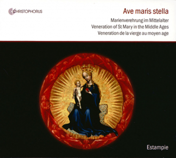 Ave maris stella, Estampie