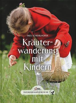 Kräuterwanderung mit Kindern, Ines Scheiblhofer