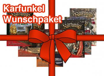 Karfunkel Allerley Tafeley Wunschpaket (2 Hefte nach Wahl)