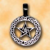 """Amulett """"kelt. Pentagramm"""","""