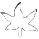 Ausstechform Efeublatt ca. 9,5 cm