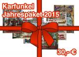 Karfunkel Jahres - Paket 2017 Ausg. 128-131