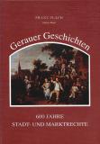 Antiquariat: Gerauer Geschichten 3. Band, Franz Flach
