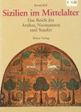 Antiquariat: Sizilien im Mittelalter, Bernd Rill