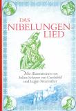 Das Nibelungen-Lied, illustriert von Julius Schnorr v. Carolsfeld, Eugen Neureuther