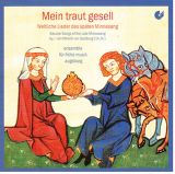 CD: Mein traut Gesell, Ensemble frühe Musik Augsburg