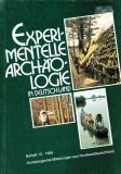 • Antiquariat • Experimentelle Archäologie in Deutschland, 1996, Beiheft 13, Hrsg. Mamoun Fasa