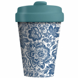 BambooCUP • Blue Flowers