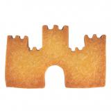 Ausstecher Burg • 8,5 cm