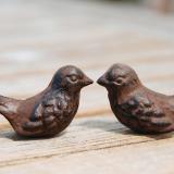 2 Vögel • Gusseisen