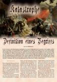 Karfunkel Codex Nr. 19: Große Katastrophen