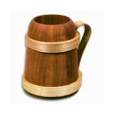 Bierkrug Römer • aus Holz