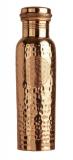 Trinkflasche aus Kupfer, 650 ml