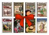 Karfunkel Jahres-Geschenkabo komplett [D]: 4 Ausgaben Karfunkel  + alle 4 Sonderausgaben