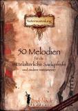 50 Melodien für die mittelalterliche Sackpfeife Band 1, Brian Ha