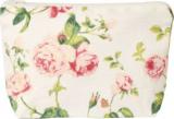 Rose: Reißverschlusstasche