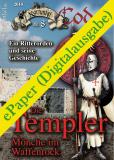 Karfunkel Codex Nr. 08: Die Templer (ePaper)