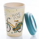 BambooCUP • Bike Fun