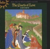 CD: Die Minnegerichte - The Courts of Love, Ventadorn, Cadenet, dUssel u. a.