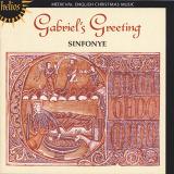 CD: Der Gruß Gabriels - Engl. Weihnachtsmusik aus d. Mittelalter, Anonymus
