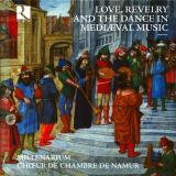 Box mit 7 CDs: Liebe, Feiern, Tanz im Mittelalter, Millenarium, Choer de Chambre de Namur, Psallentes, u.a.