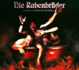 CD: Die Rabenbrüder:  Verspielt, verliebet und vertrunken