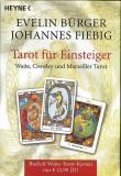 Tarot für Einsteiger, Buch + Waite-Tarot-Karten in Geschenkbox