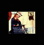 CD-Box: Walther von der Vogelweide, gelesen und kommentiert von Peter Wapnewski