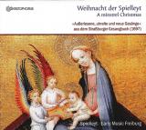 CD: Weihnacht der Spielleyt - A ministrel Christmas, Early Music Freiburg