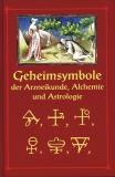 Antiquariat • Geheimsymbole der Arzneikunde, Alchemie und Astrologie, G.W. Geßmann