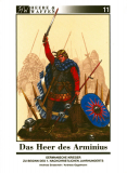Das Heer des Arminius, A. Strassmeir (Text), A. Gagelmann (Illustration)